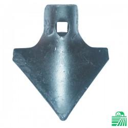 Gęsiostopka 150x250x4 mm