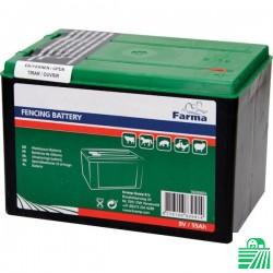 Bateria sucha, 9V 55Ah