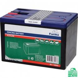 Bateria alkaliczna, 9V 120Ah