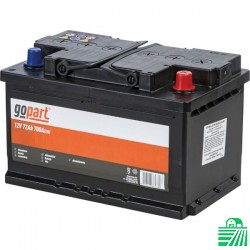 Akumulator 12V 72AH 700A