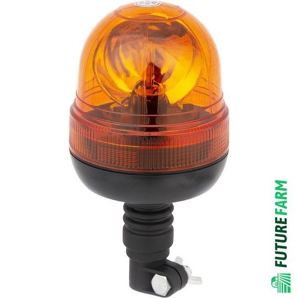 KOGUT  Lampa błyskowa montowana na uchwyt DIN, 55W 12V elastyczna