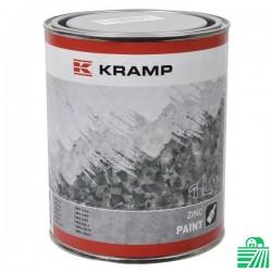 Farba cynkowa Kramp, szara 1 L