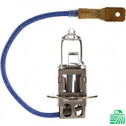 Żarówka H3, 12 V, 100W, PK22s