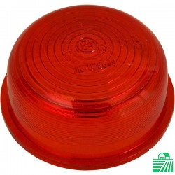 Klosz lampy, 269c, czerwony