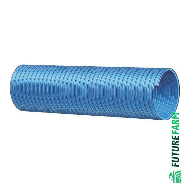 """Wąż ssawno-tłoczny do gnojowicy PCW niebiesko-czerwony 6"""", 20 m"""