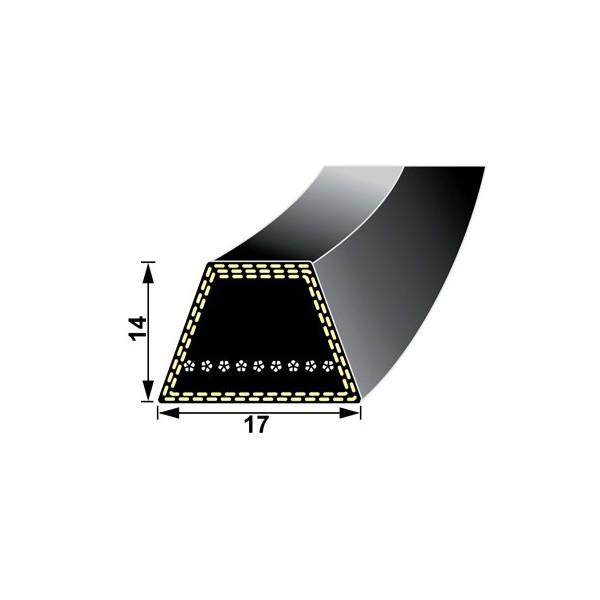 VLM9806 Zestaw pasków Vapormatic