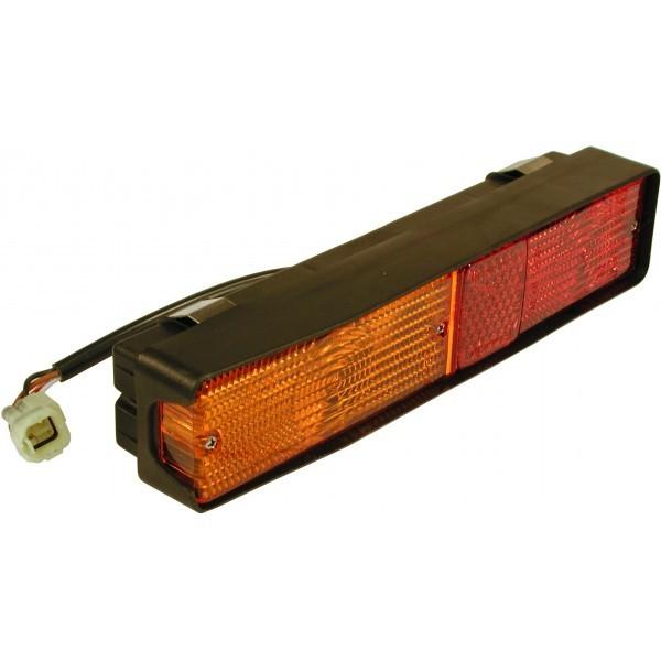 VPM3713 Lampa tylna, prawa Vapormatic