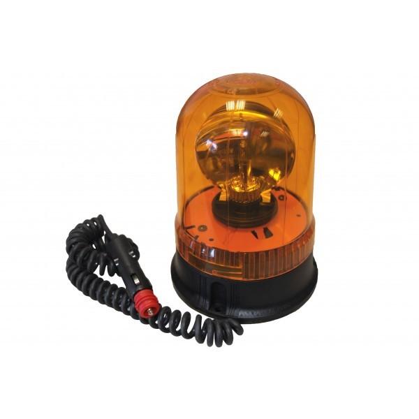 KOGUT  VLC6024 Lampa błyskowa z podstawą magnetyczną i 1 przyssawką Vapormatic