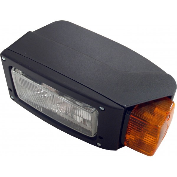 VPM3310 Reflektor przedni, lewy Vapormatic