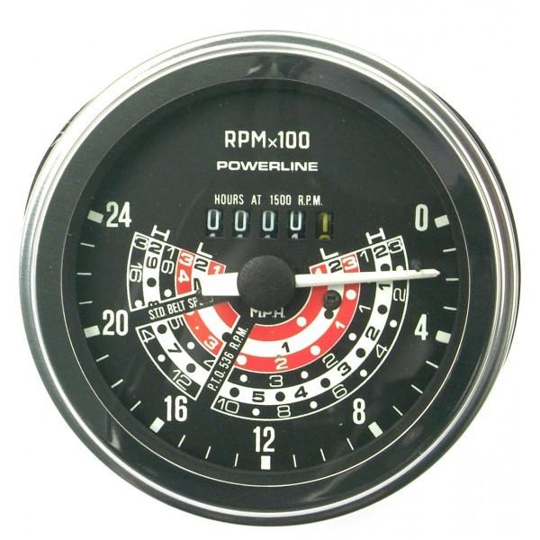 VPM5005 Prędkościomierz Vapormatic