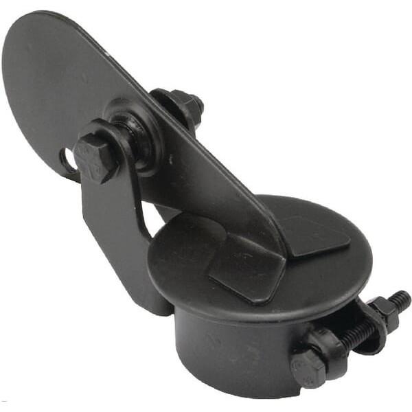 VLD2072 Klapka tłumika wydechowego, 50.8 mm John Deere