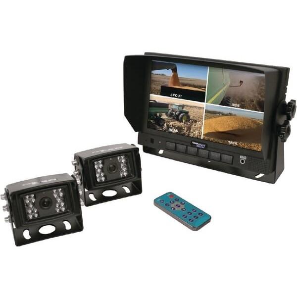 VLC5066 Zestaw 4 monitorów Cabcam Vapormatic
